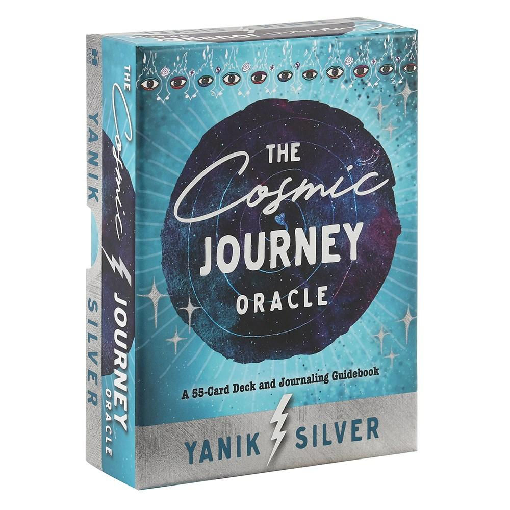 THE COSMIC JOURNEY ORACLE CARDS