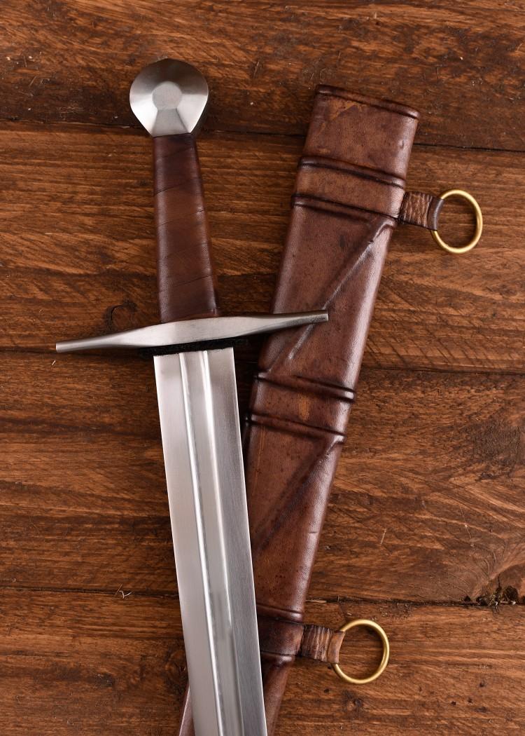 12c. Sir William Marshal miekka huotralla, blunt käyttöön, SK-B