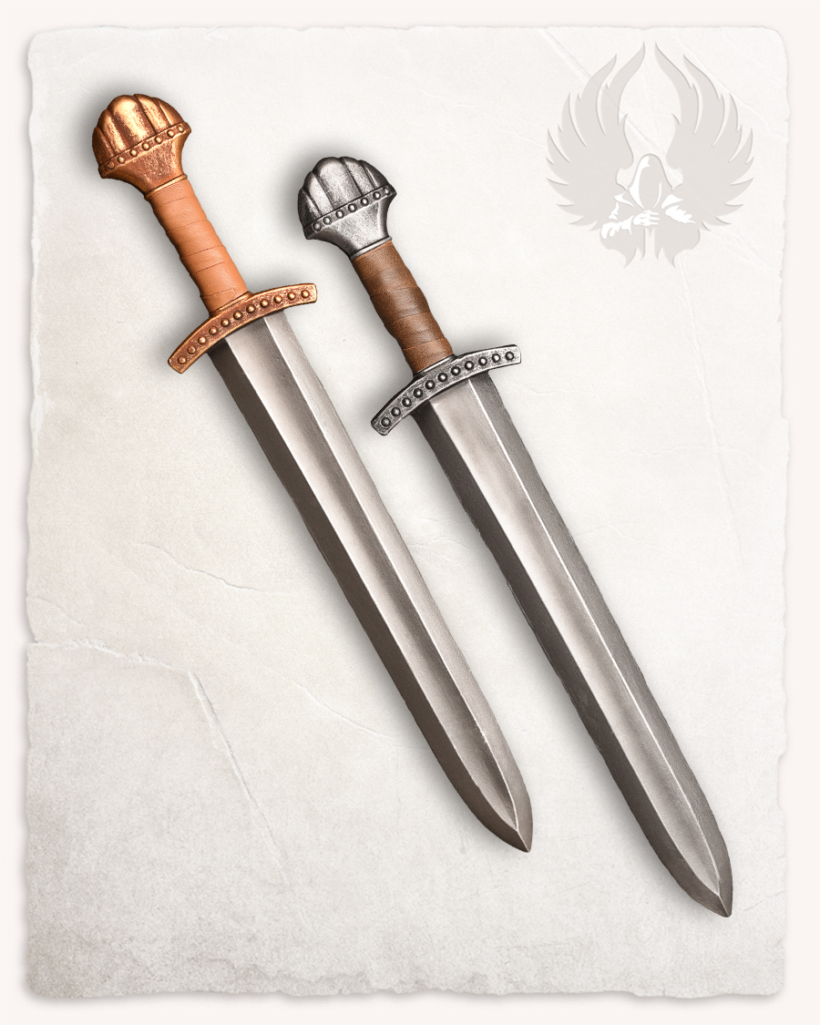 Fidas, lyhyt miekka, vaahtomuovia