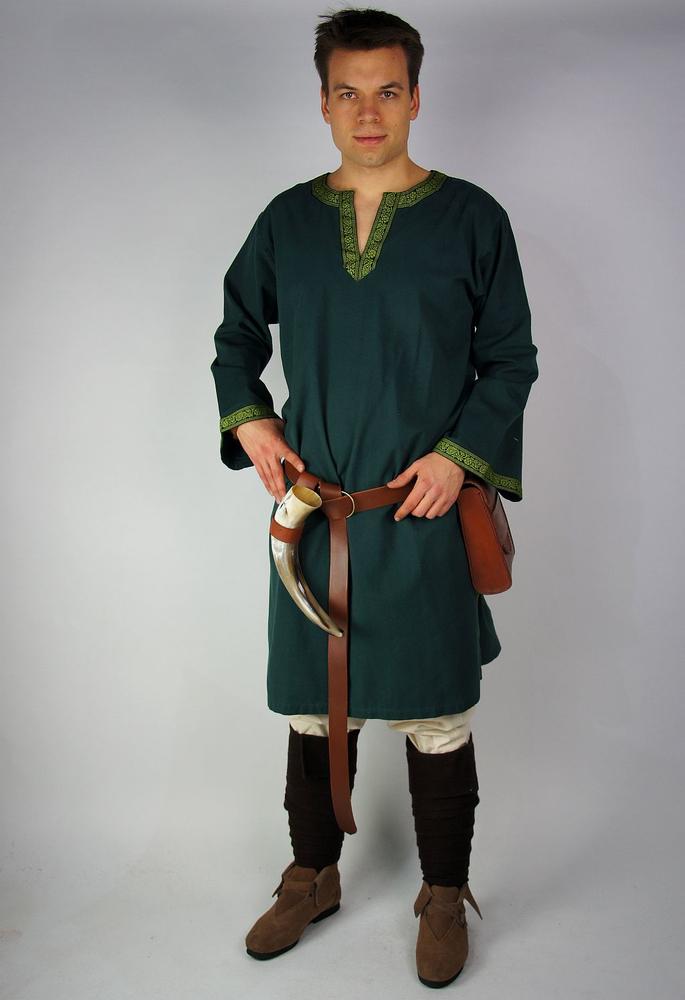 Halvor viikinkitunika, useita värejä