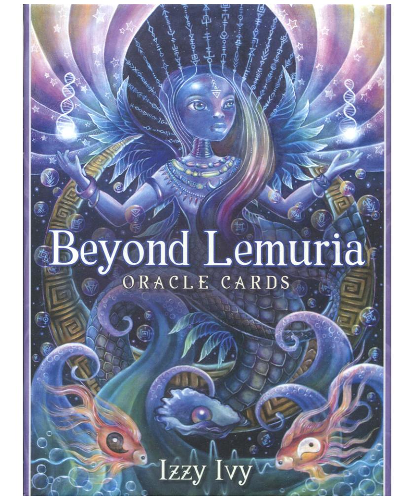 Beyond Lemuria Oracle kortit - Izzy Ivy
