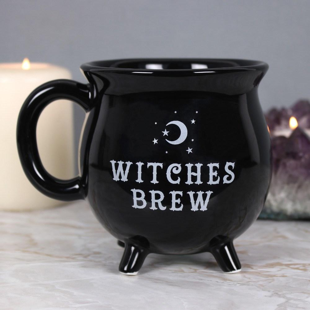 WITCHES BREW, noidanpata-kahvikuppi