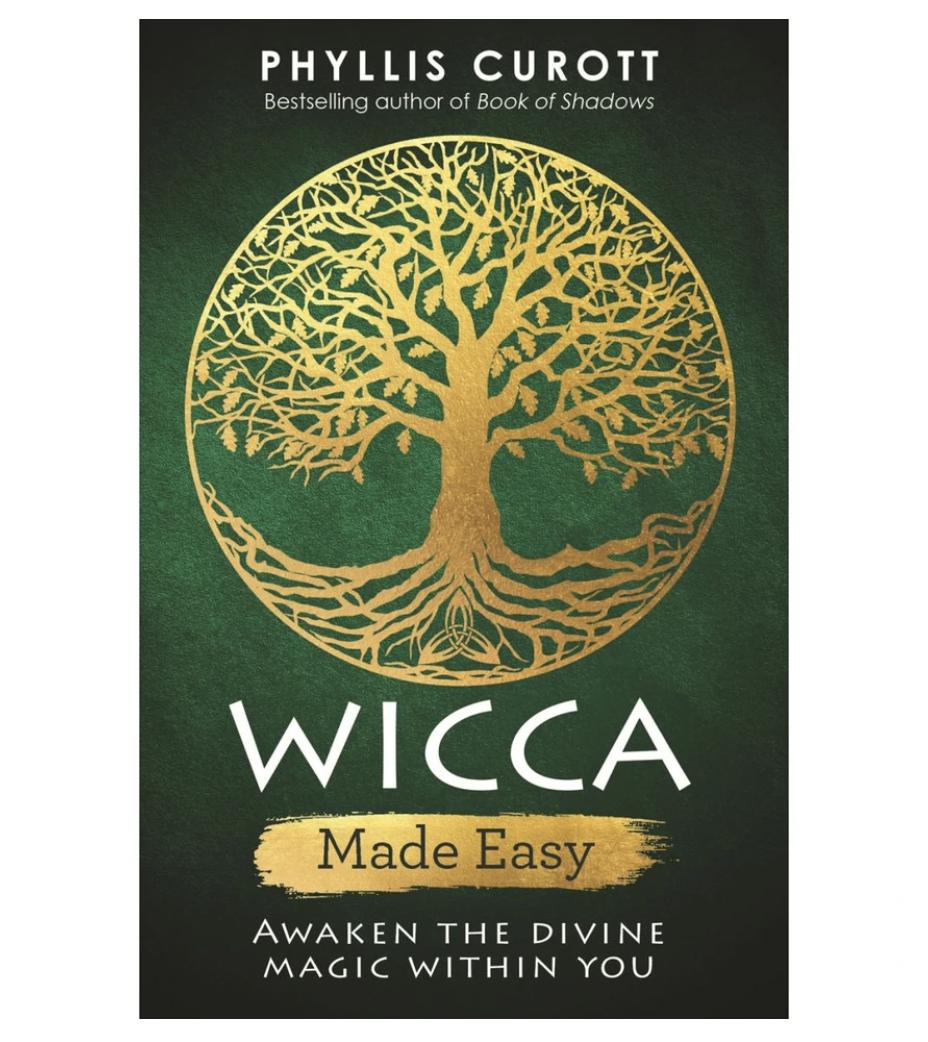 Wicca Made Easy - Phyllis Curott kirja