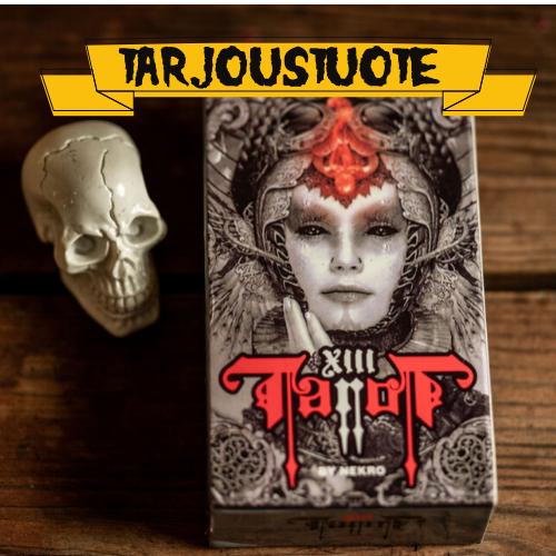 Vampire Tarot TARJOUSTUOTE