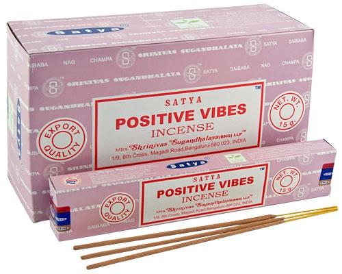 Positive Vibes suitsuke Satya
