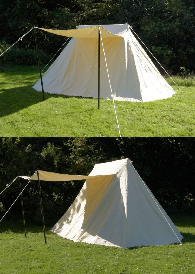 Saxon teltta Jorvik 3x5m