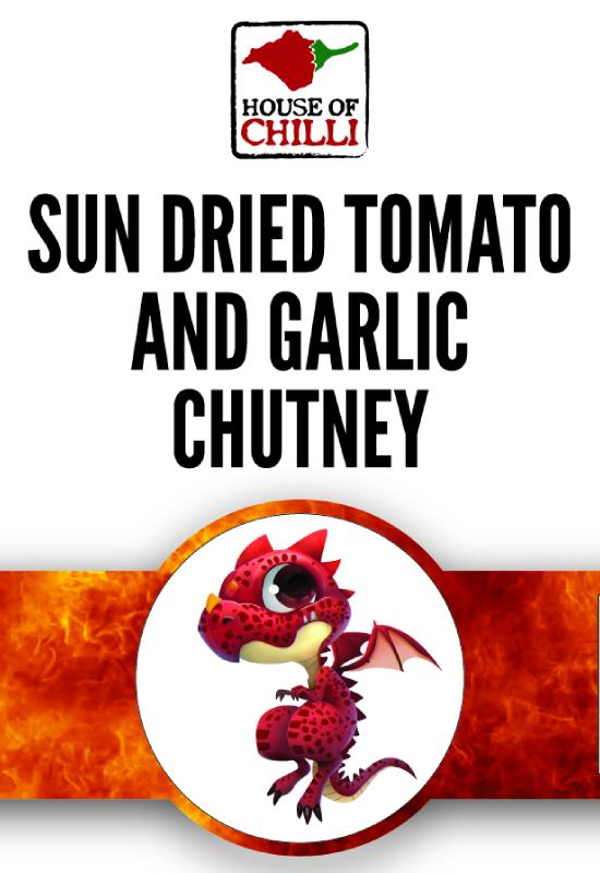 Sun Dried Tomato Chutney
