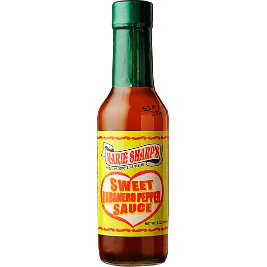 Marie Sharps sweet Habanero Pepper