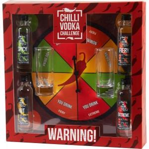 Chilli Vodka Challenge
