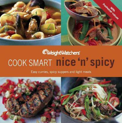 Cook Smart Nice 'n' Spicy Book
