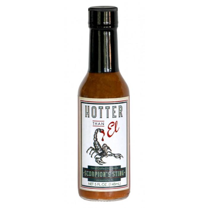 Scorpion's Sting Hot Sauce