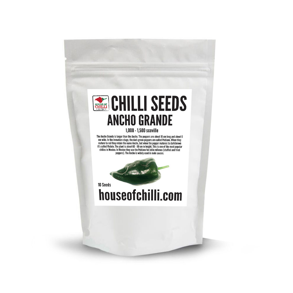 Ancho Seeds