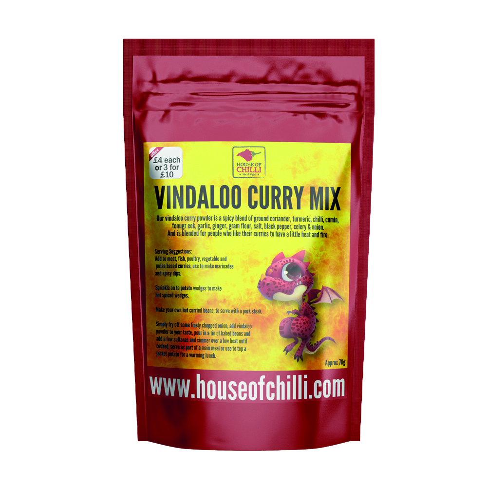 Vindaloo Mix
