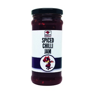 Spiced Chilli Jam
