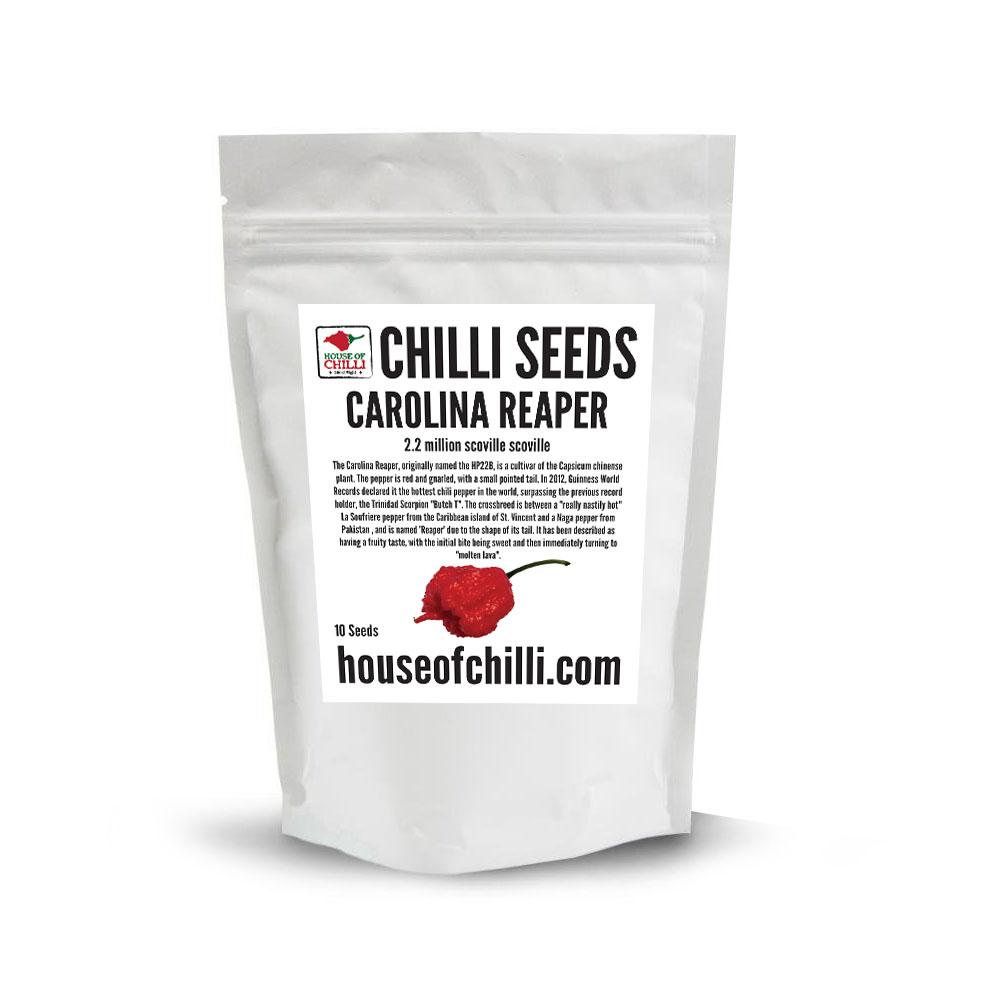 Carolina Reaper Seeds