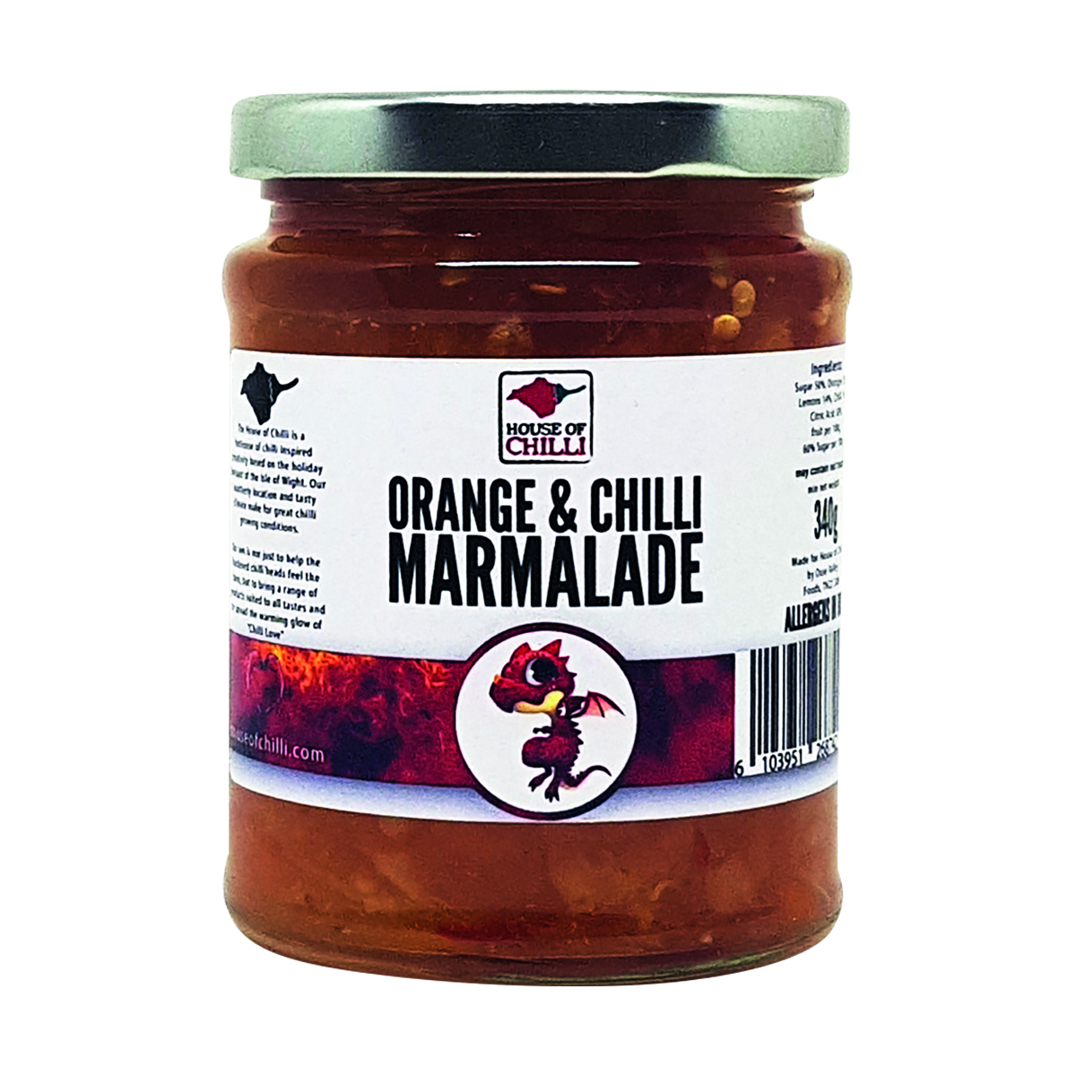 Orange & Chilli Marmalade