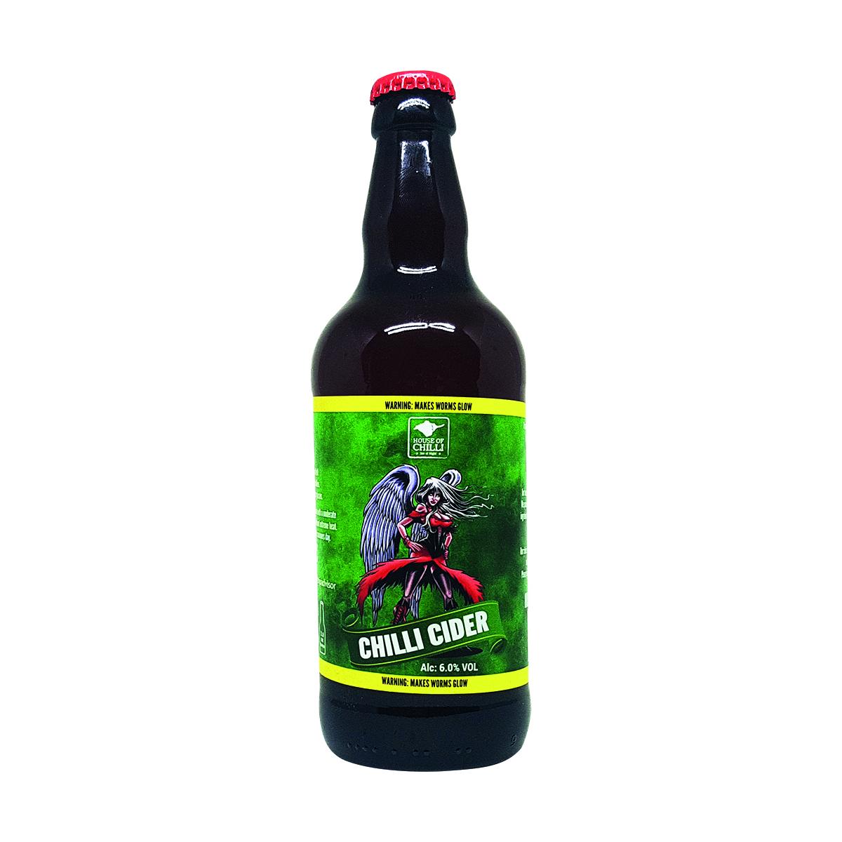 Chilli Cider