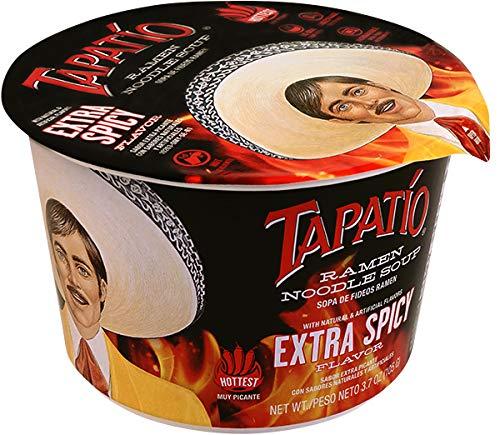 Tapatio Ramen Noodles Extra Spicy! Big Bowl