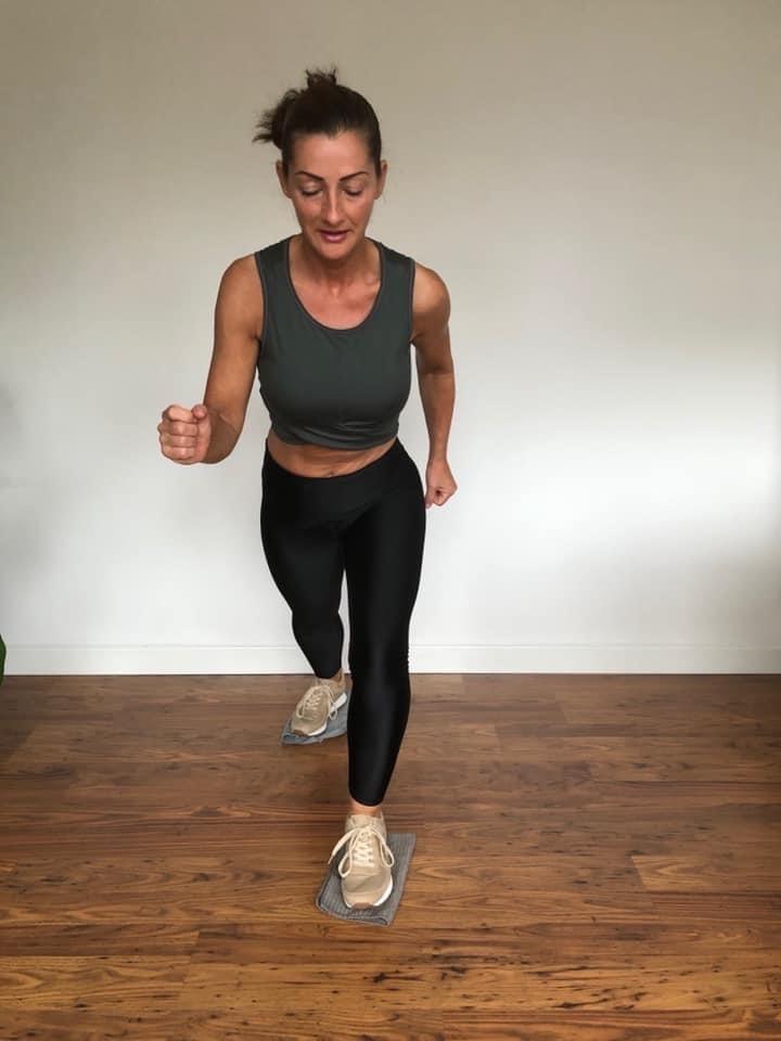 Outdoor vægttabsforløb inkl træningsudstyr