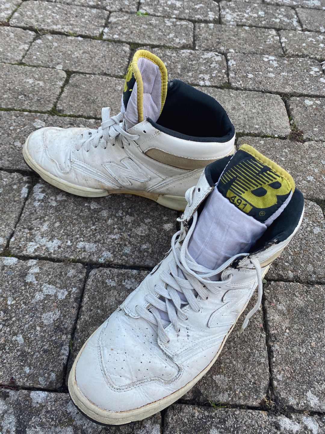 Vintage 80s New Balance Sneakers