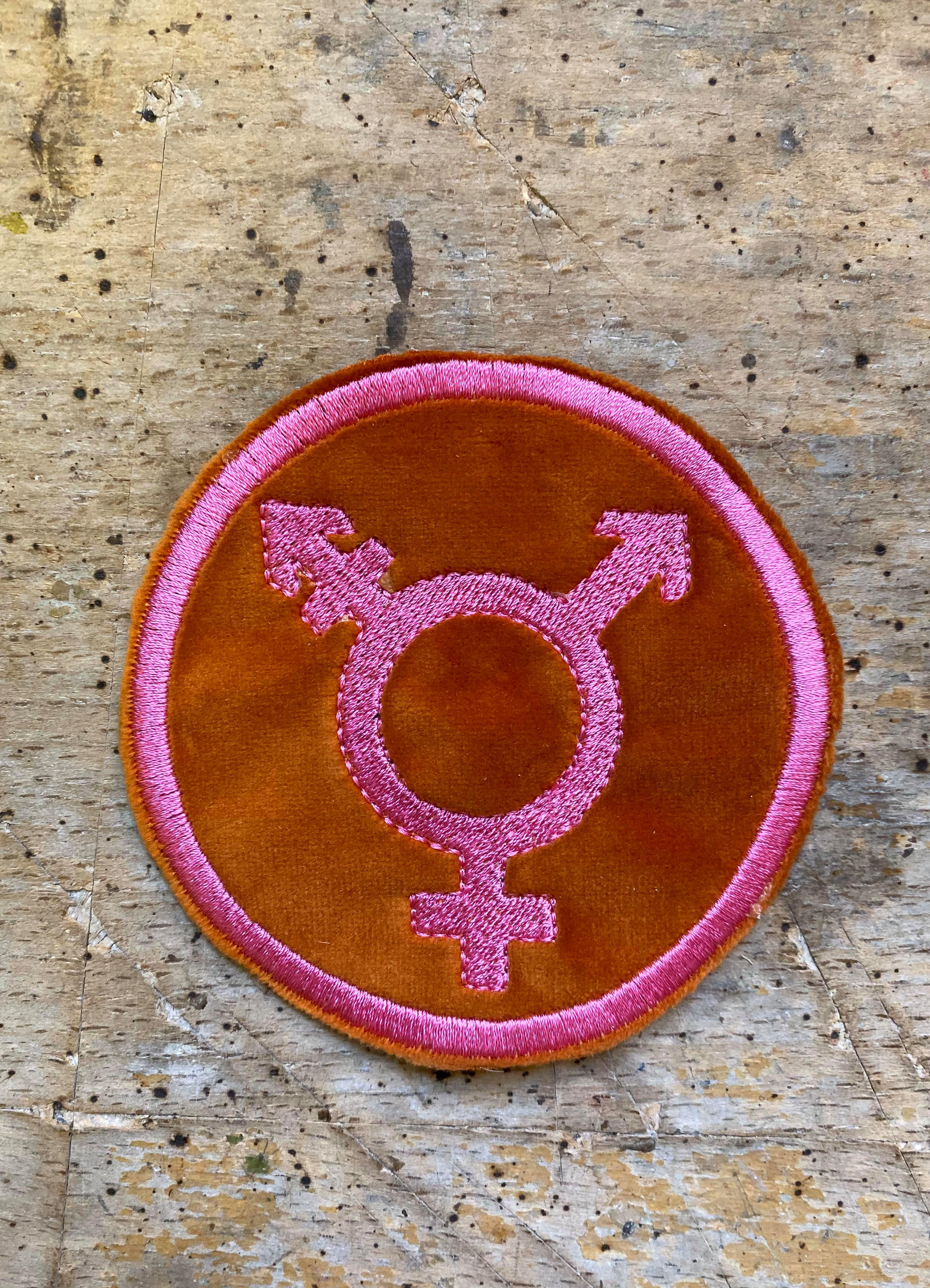 Queer feminist Patch by DesignFem