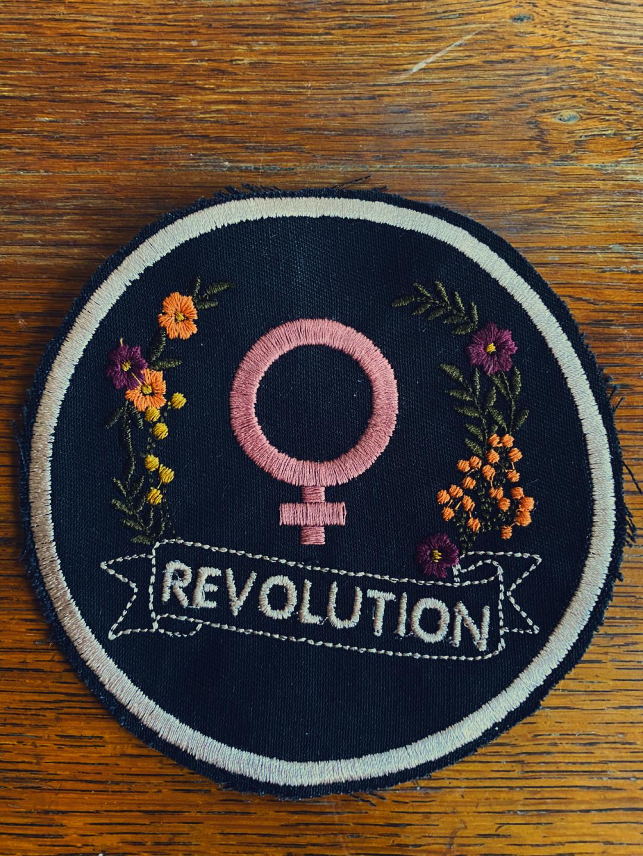 Revolution Light Pink by DesignFem