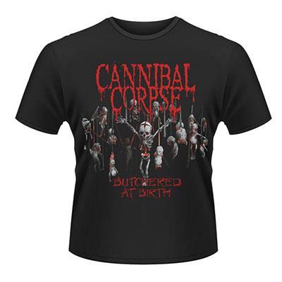Cannibal Corpse Butchered Unisex T-Shirt