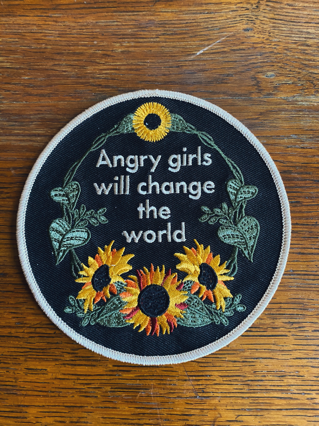 Angry Girls patch by DesignFem
