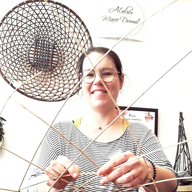 Atelier Marie Drouet vannerie