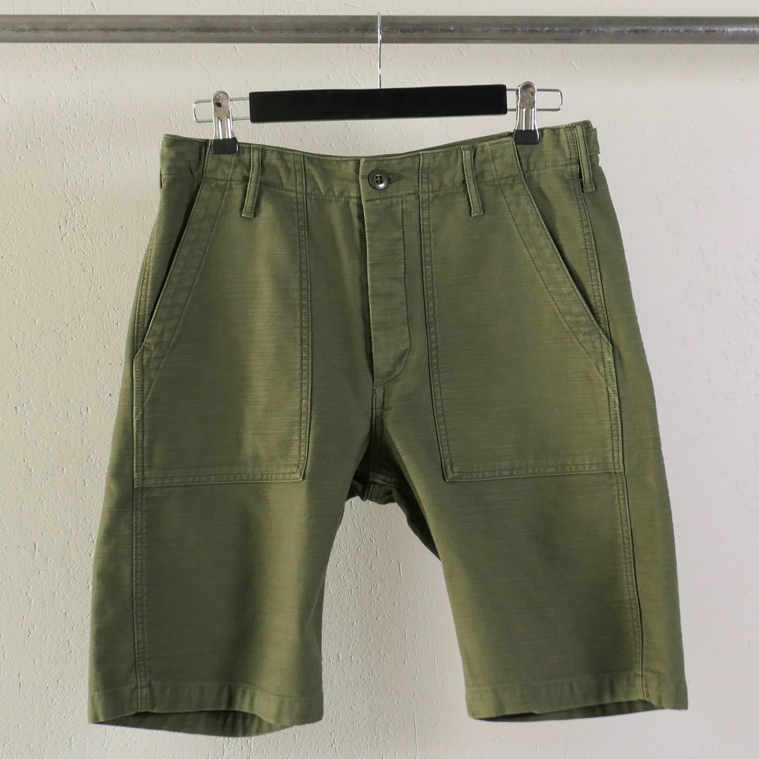 Fatigue Shorts Green
