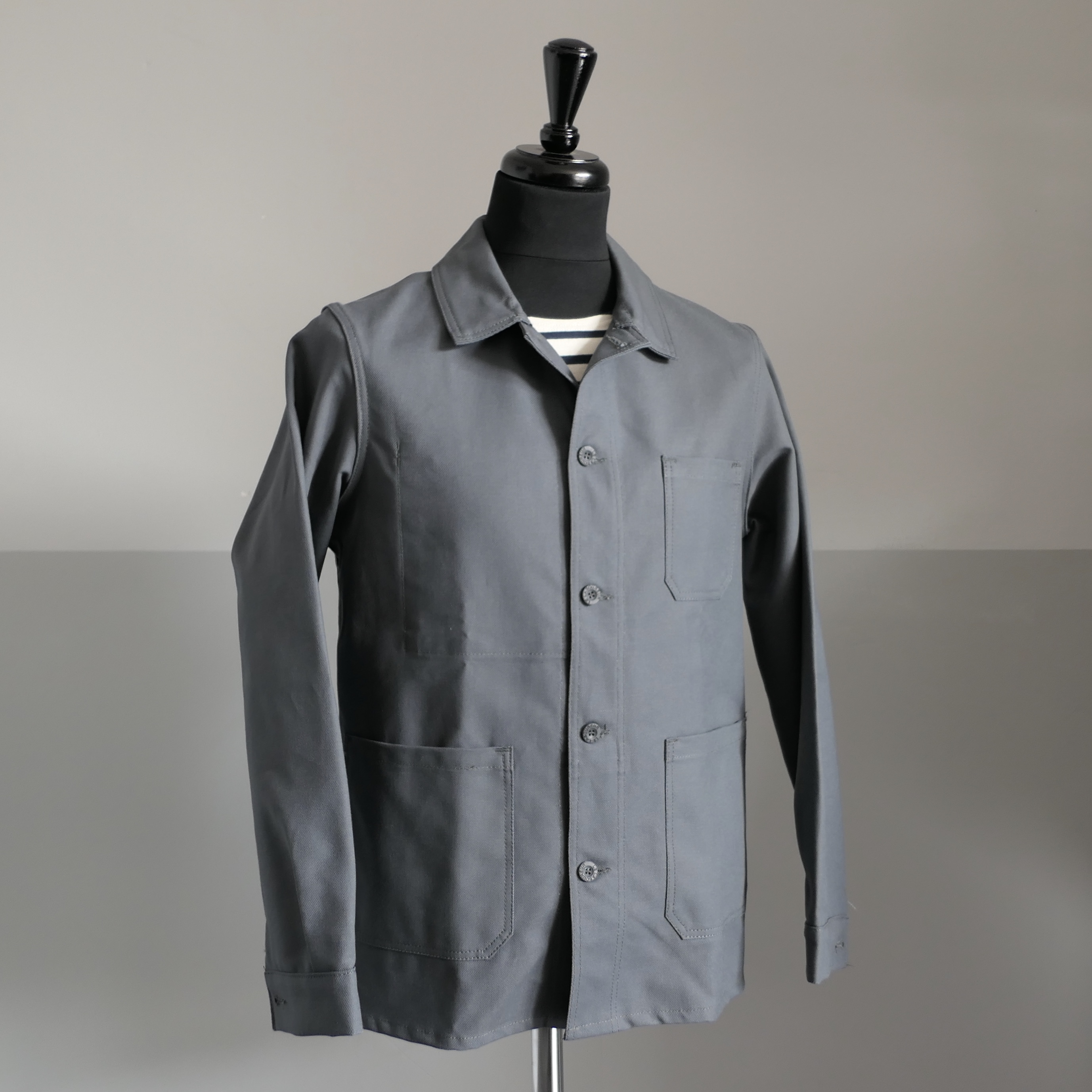 Original Worker's overshirt - Grey