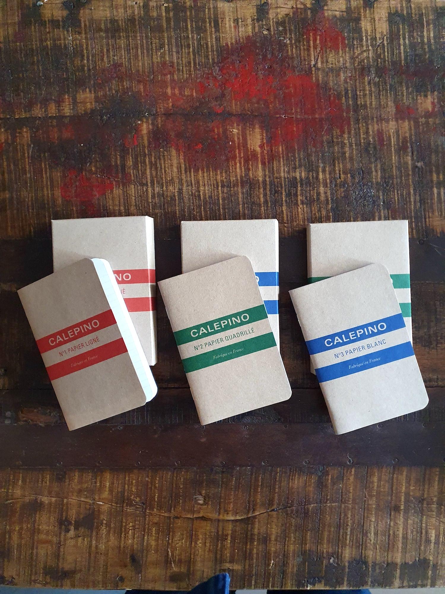 Calepino Eco pocket notebook