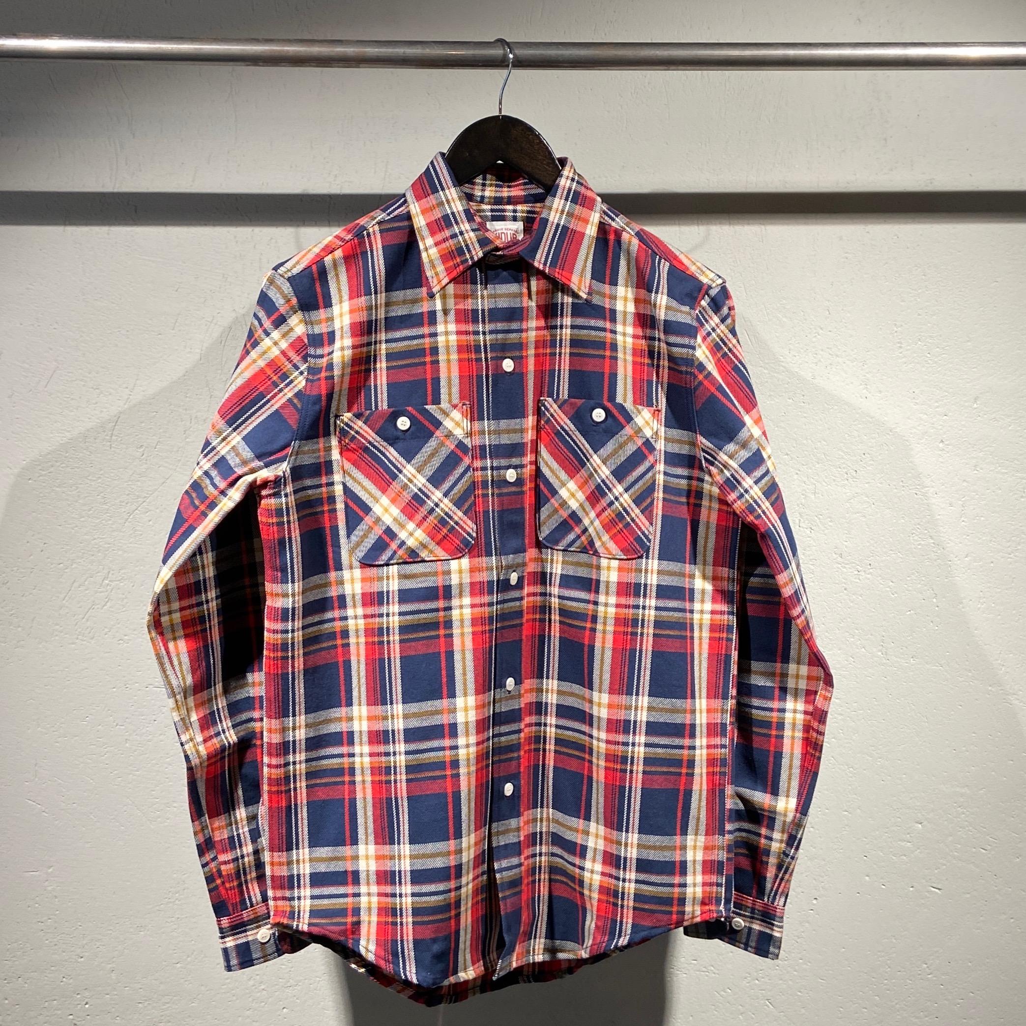 Kidur Tartan Work Shirt