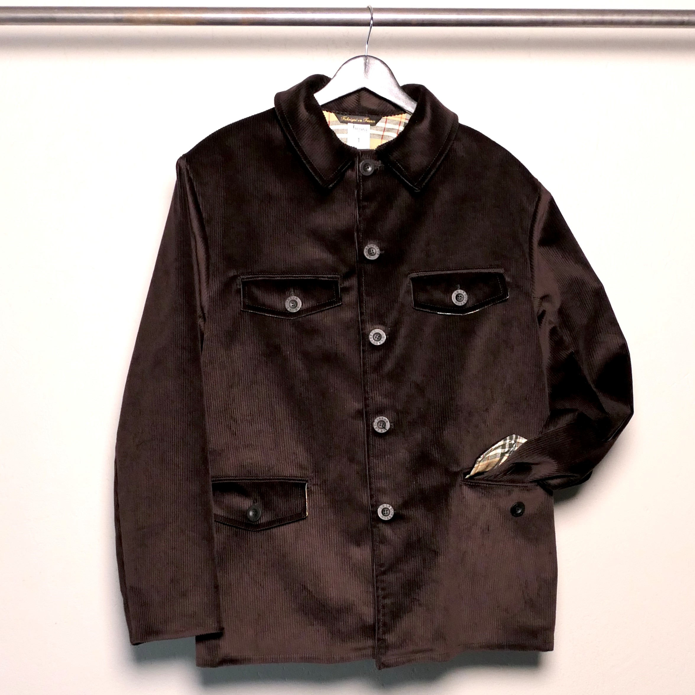 Original Craftsman's Jacket BROWN