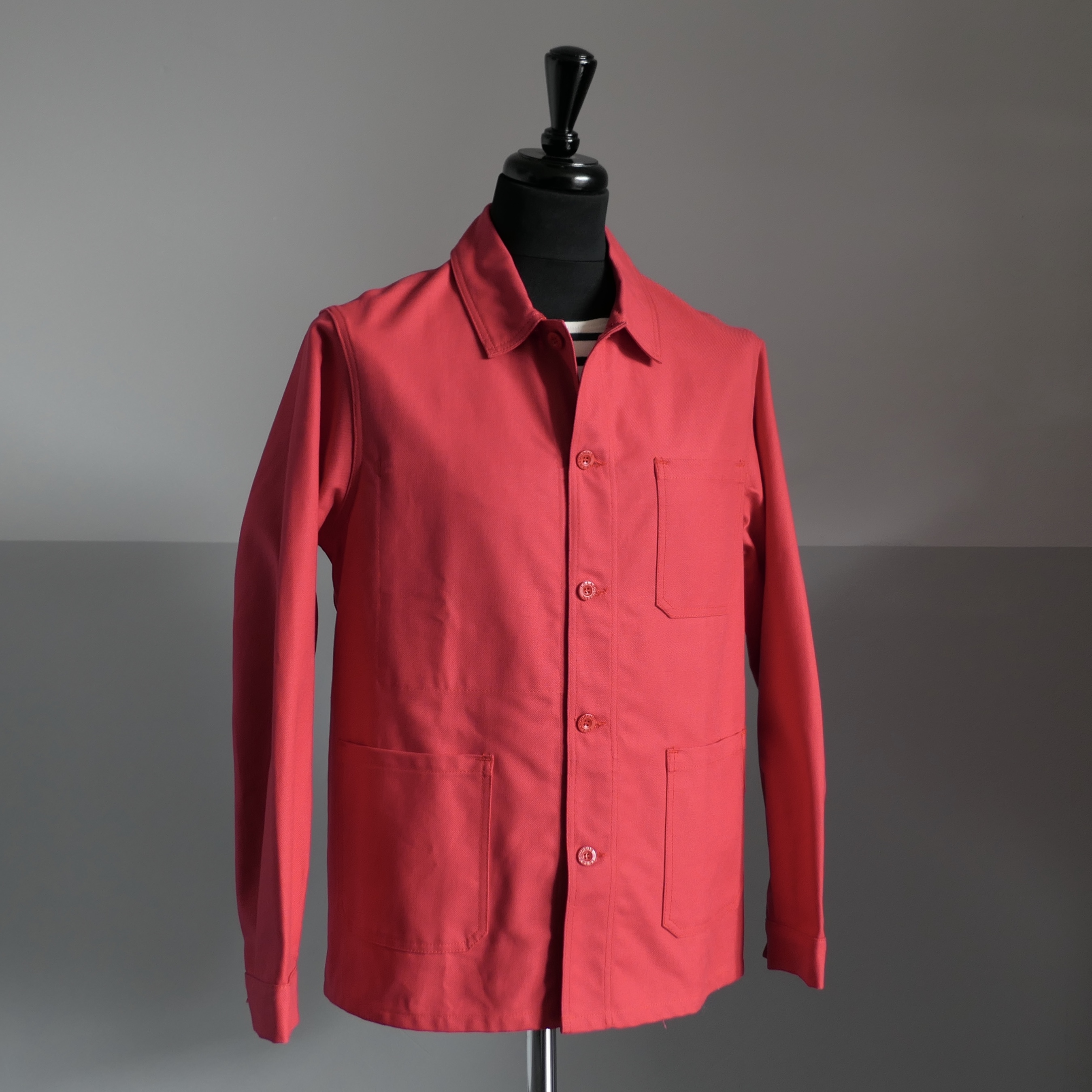 Original Worker's overshirt - Red