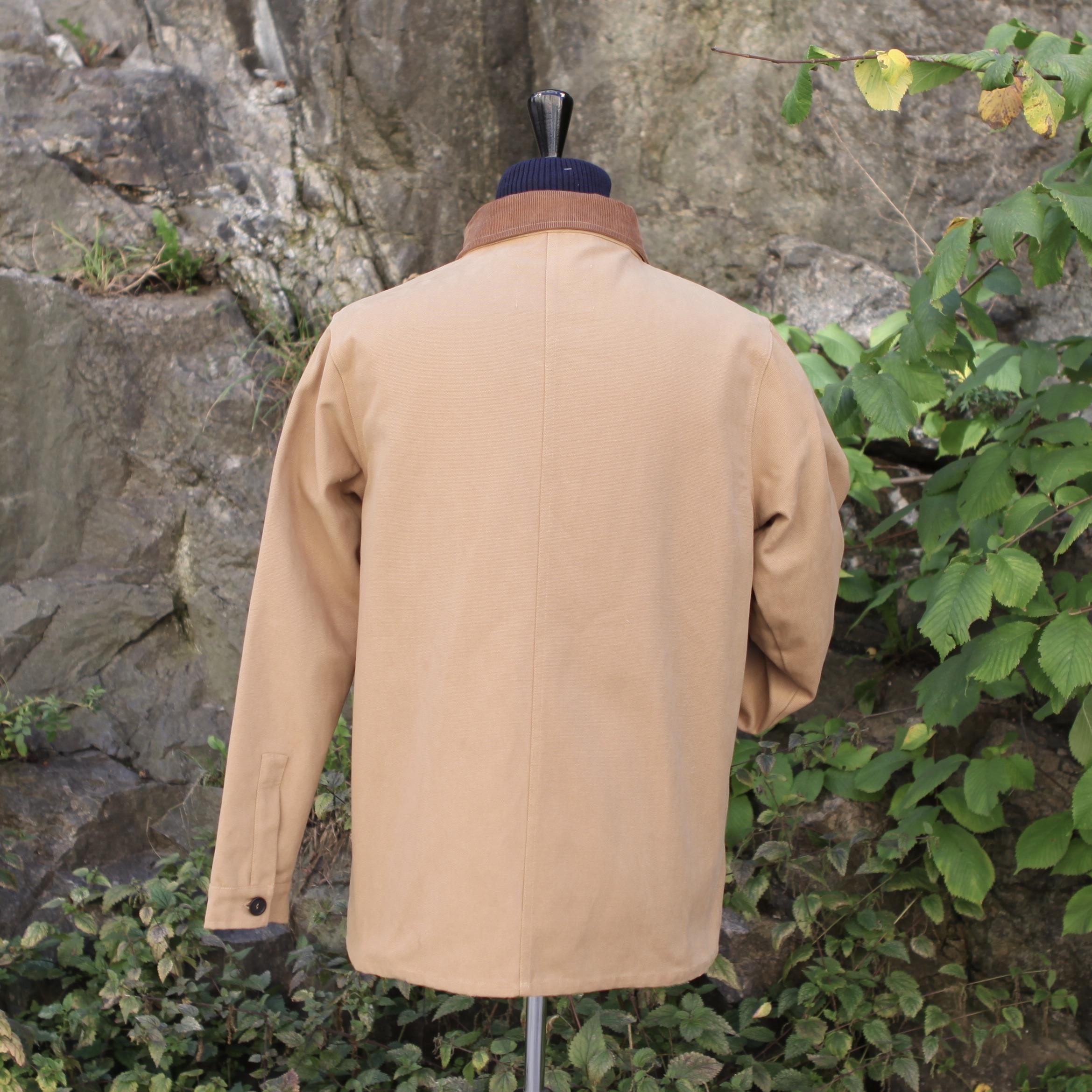 Tonton Canvas Hunting Jacket