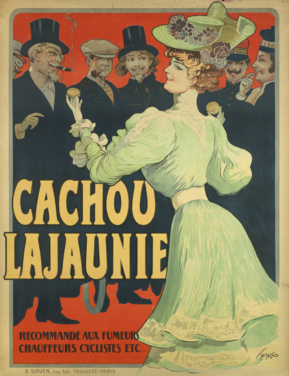 Cachou Lajaunie 1880