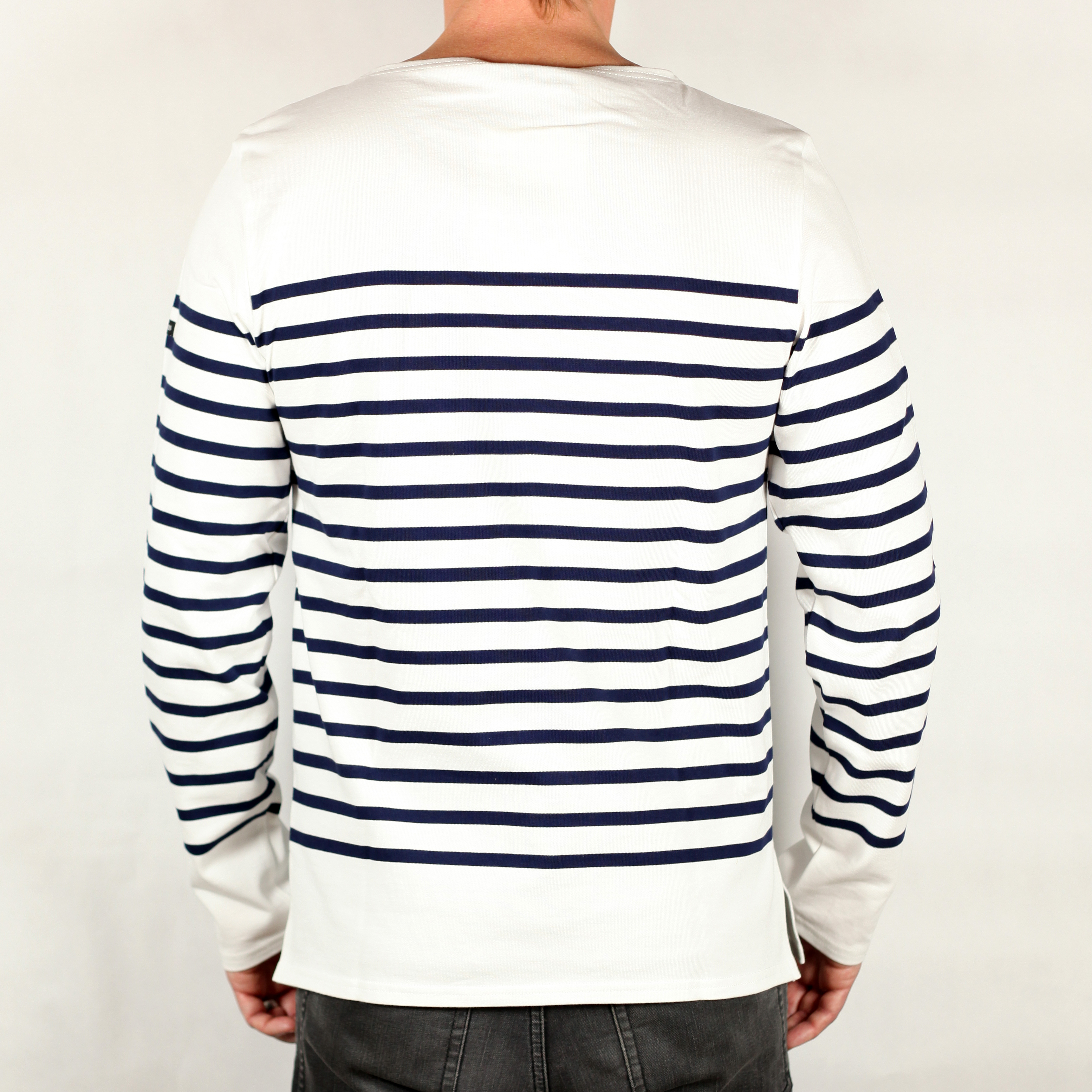 "Original Naval Cotton Sweater ""Breton"""