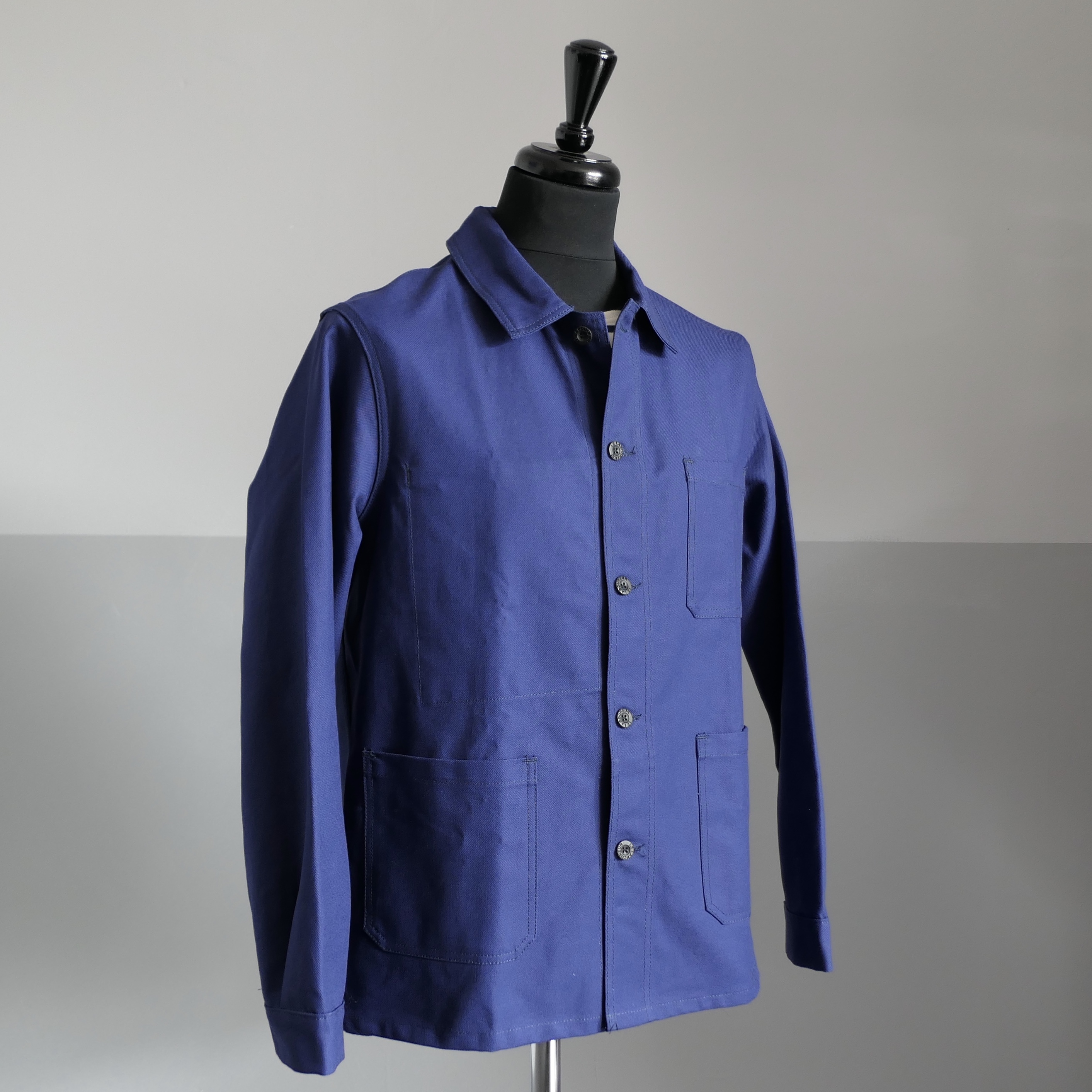Original Worker's Overshirt Navy