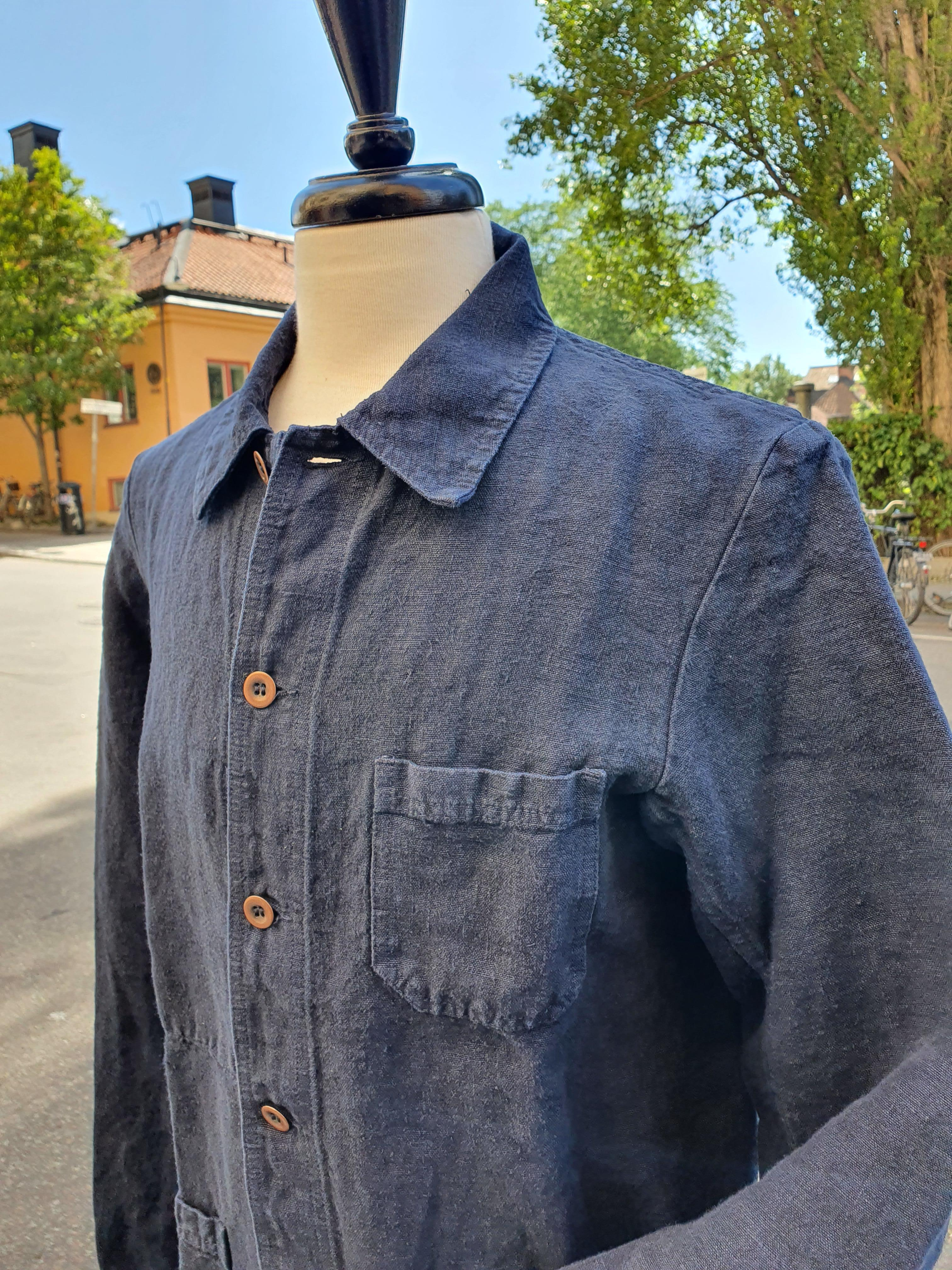 Vetra heavy linen craftman jacket