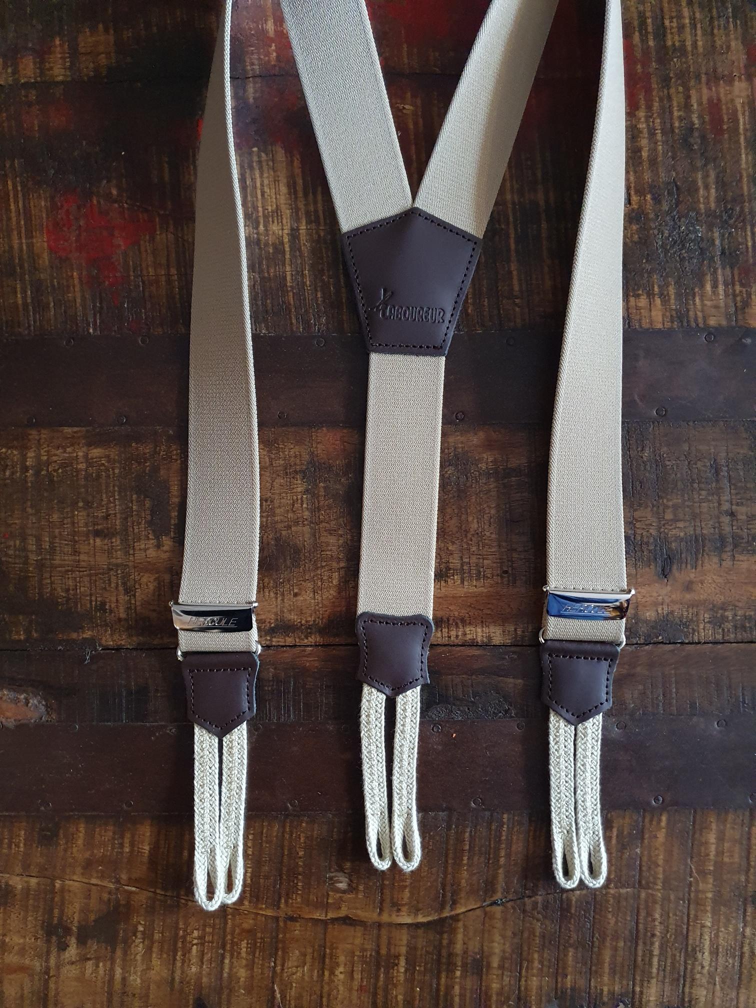 Suspendeurs from Le Laboureur