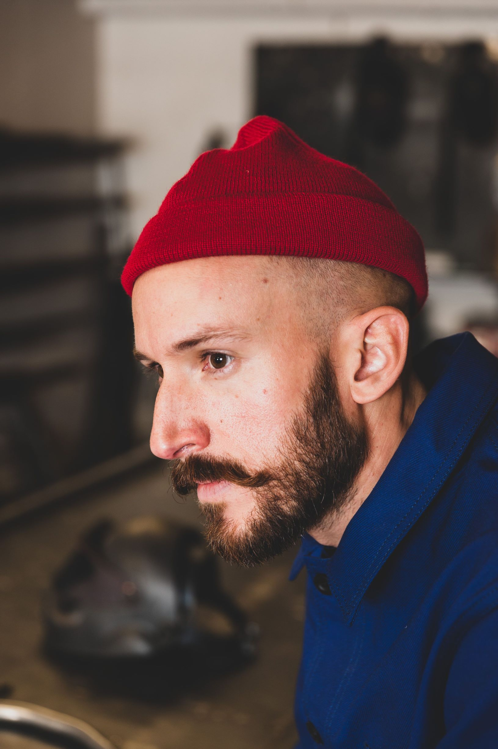 Original Sailor Wool Cap