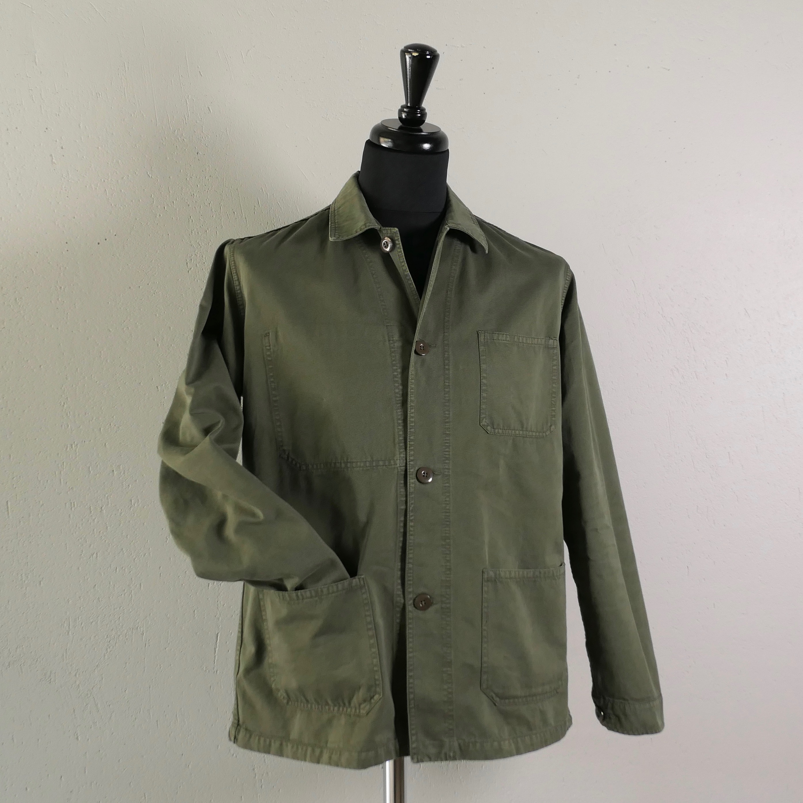 Fernand Workshirt Green