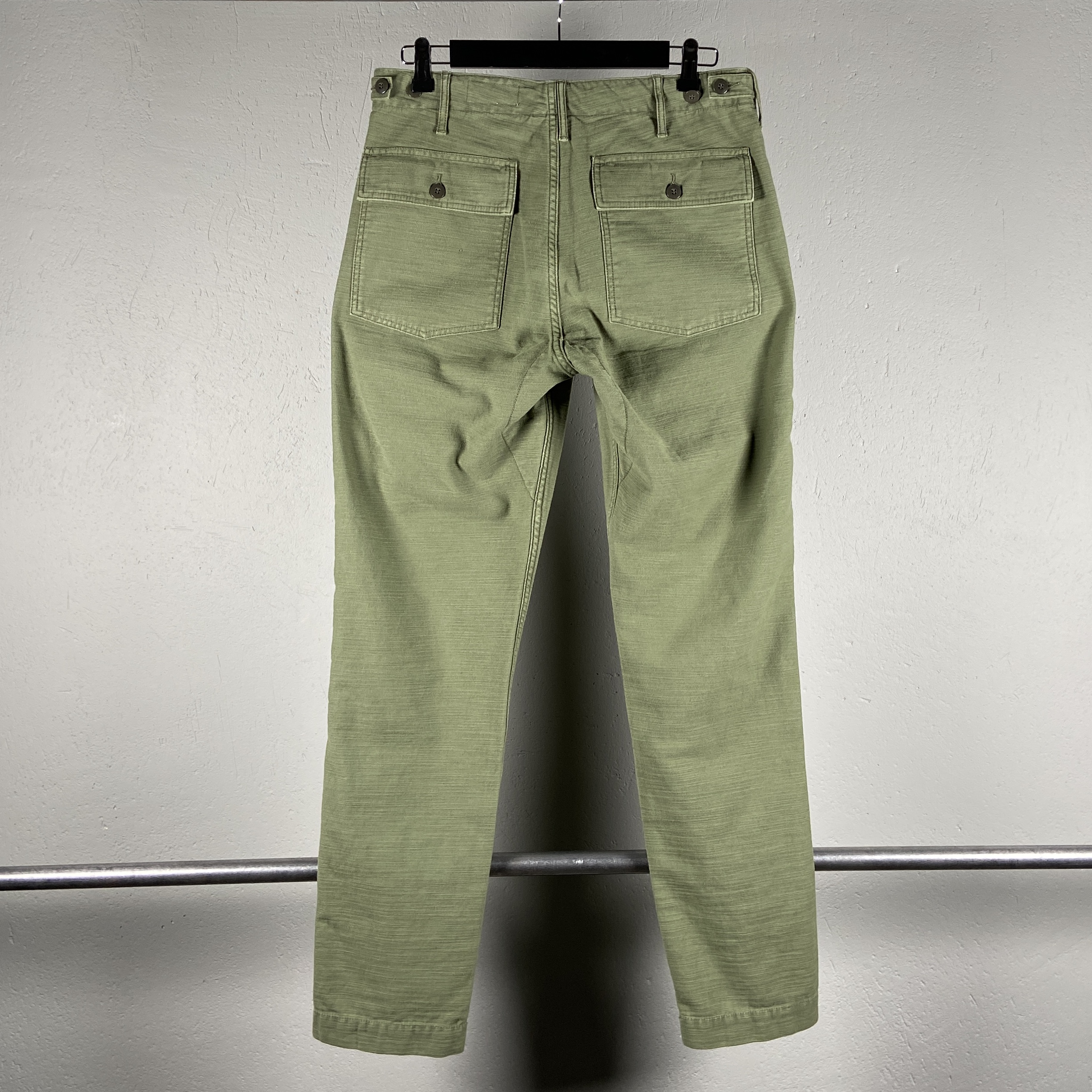 Utility Pant Fatigue green