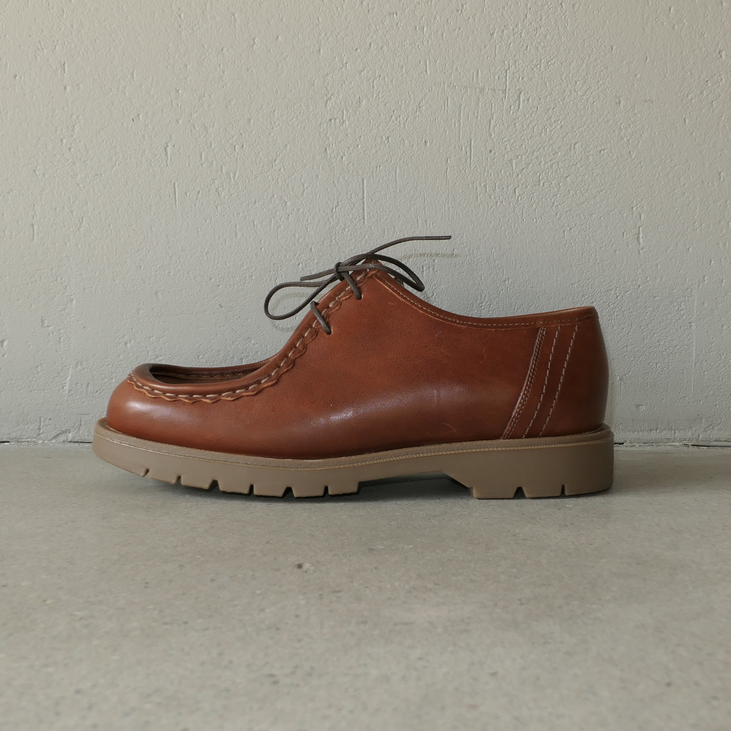 Kleman worker shoes – brick