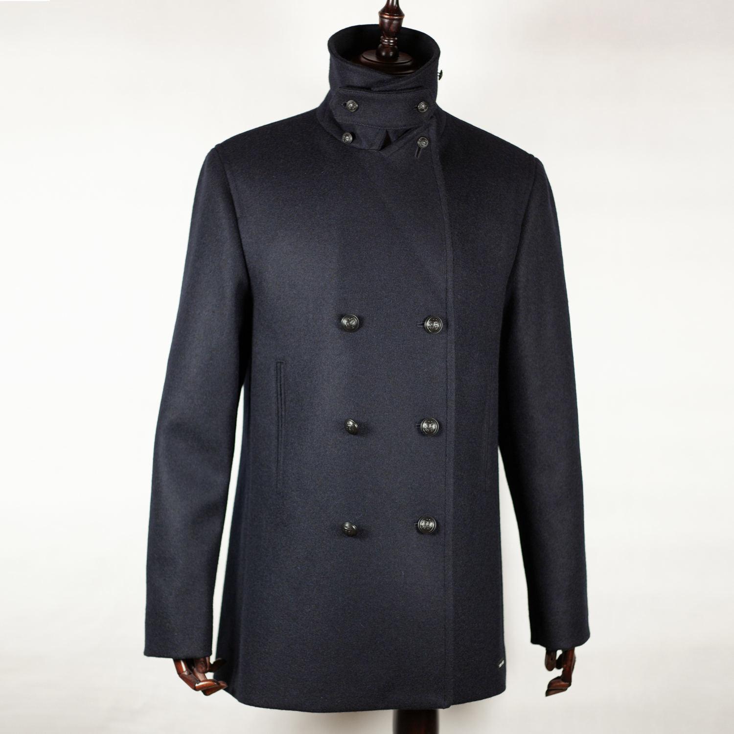 French Marine Officer Peacoat