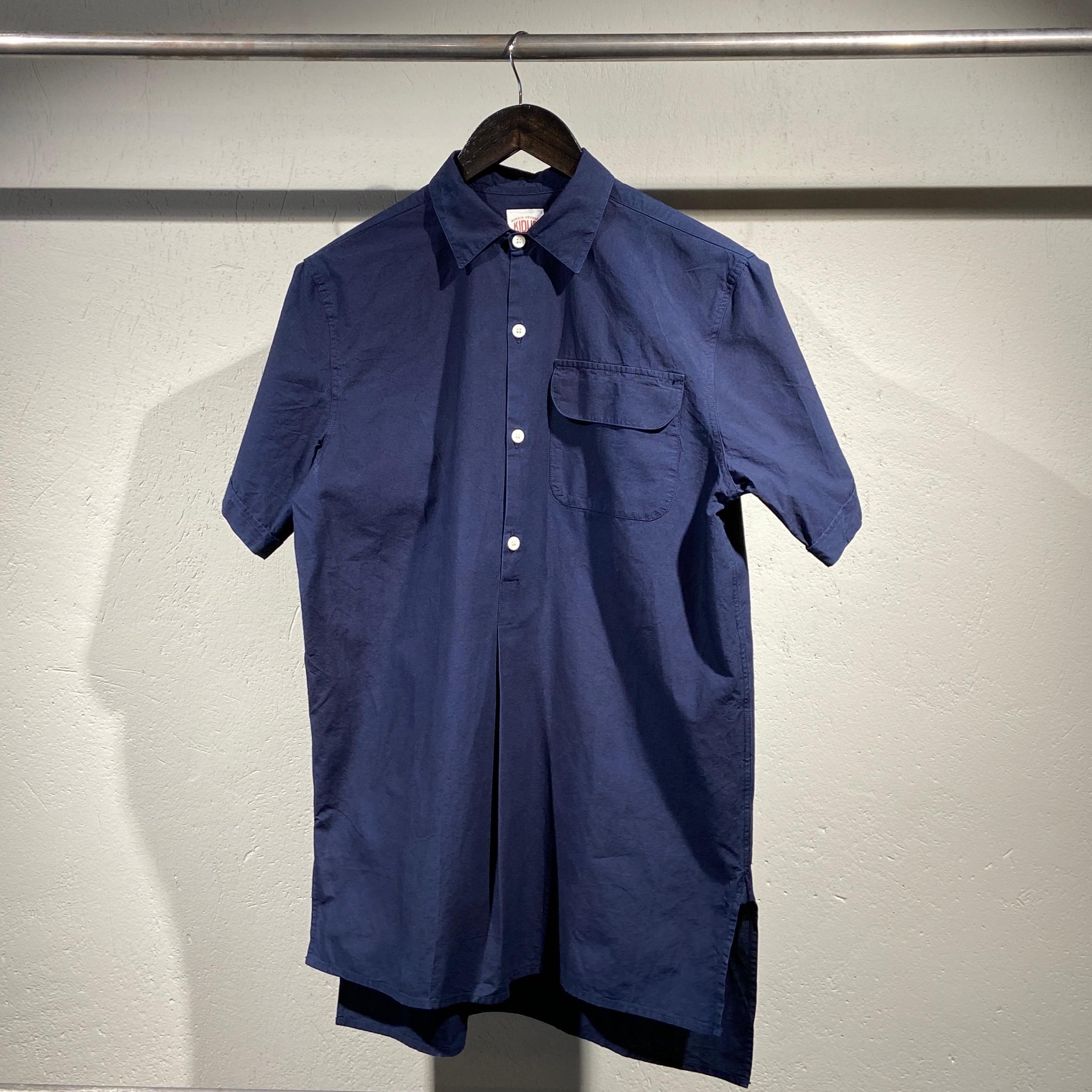 Kidur Blaise Shirt Indigo