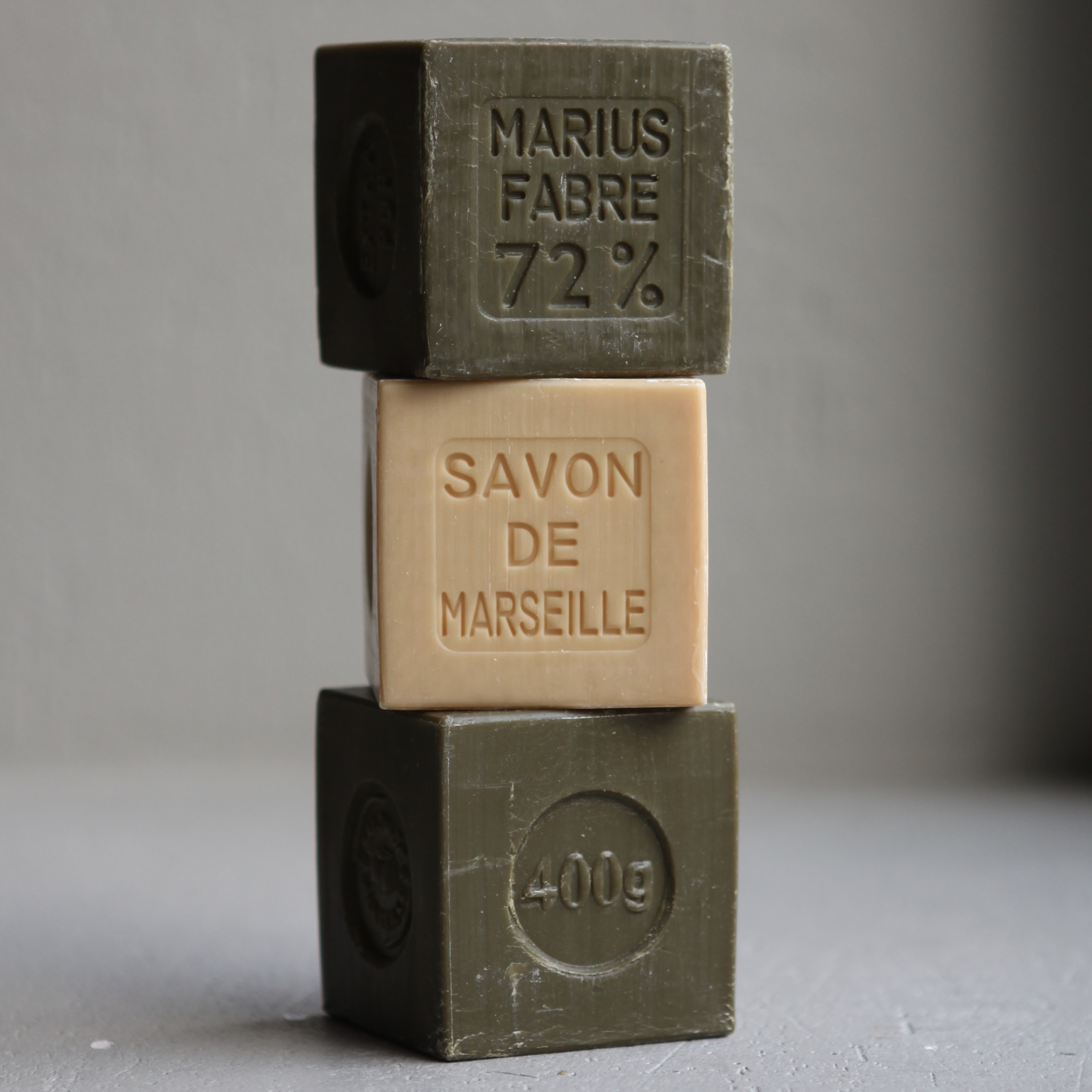 Real Marseille Soap 72% Olive Oil