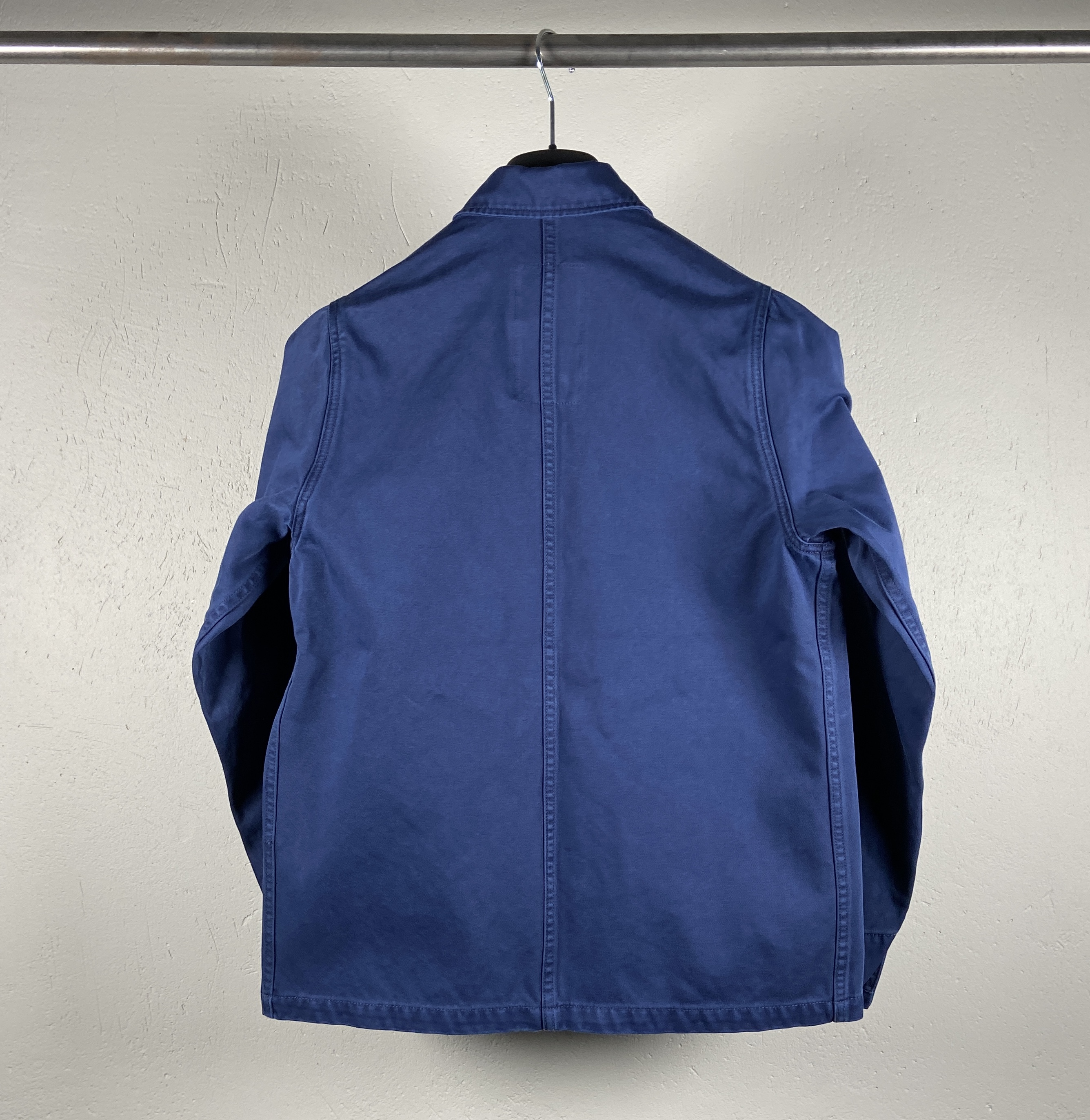 Moleskin hydrone work jacket
