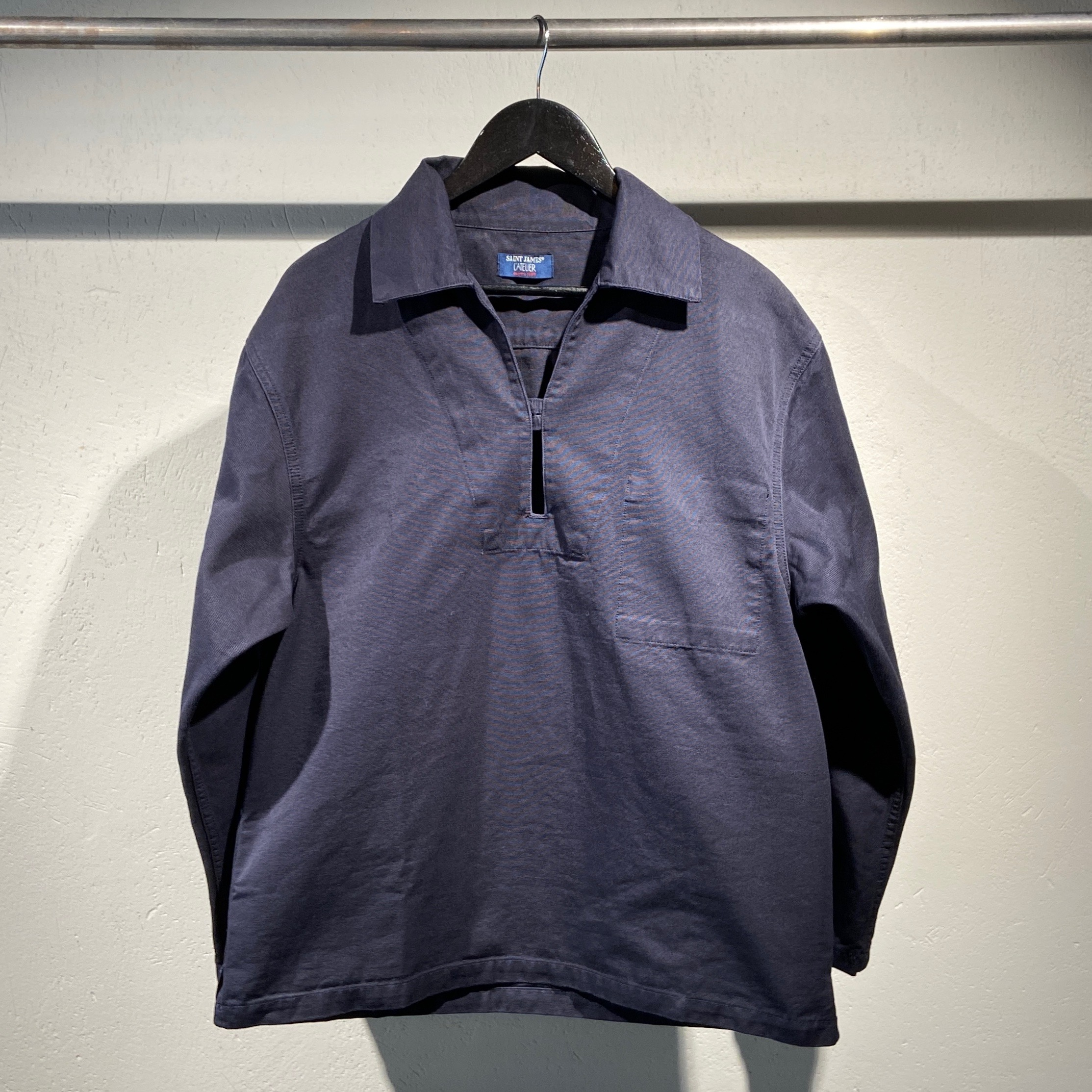 Fisherman Smock navy